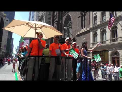 Puerto Rican Day Parade~NYC~2015~Anasco Music Float~NYCParadelife