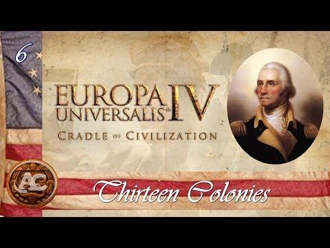 USA #6    EU4 Cradle of Civilization Gameplay ITA