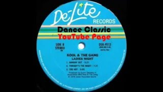Kool & The Gang - Too Hot (Album Mix)