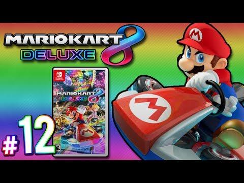 Get Mario Kart 8 Deluxe - Crossing Cup | PART 12 Screenshots