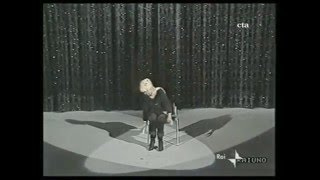 Fantastico 1988- Franca Rame: Lo Stupro 1a parte