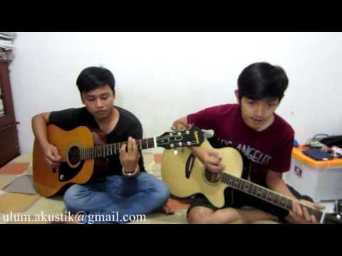 Ulum Dan Rengga Belajar Nyanyi : Kla Project - Terpuruk Ku Disini