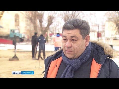 Герой России живёт в городе Щучье