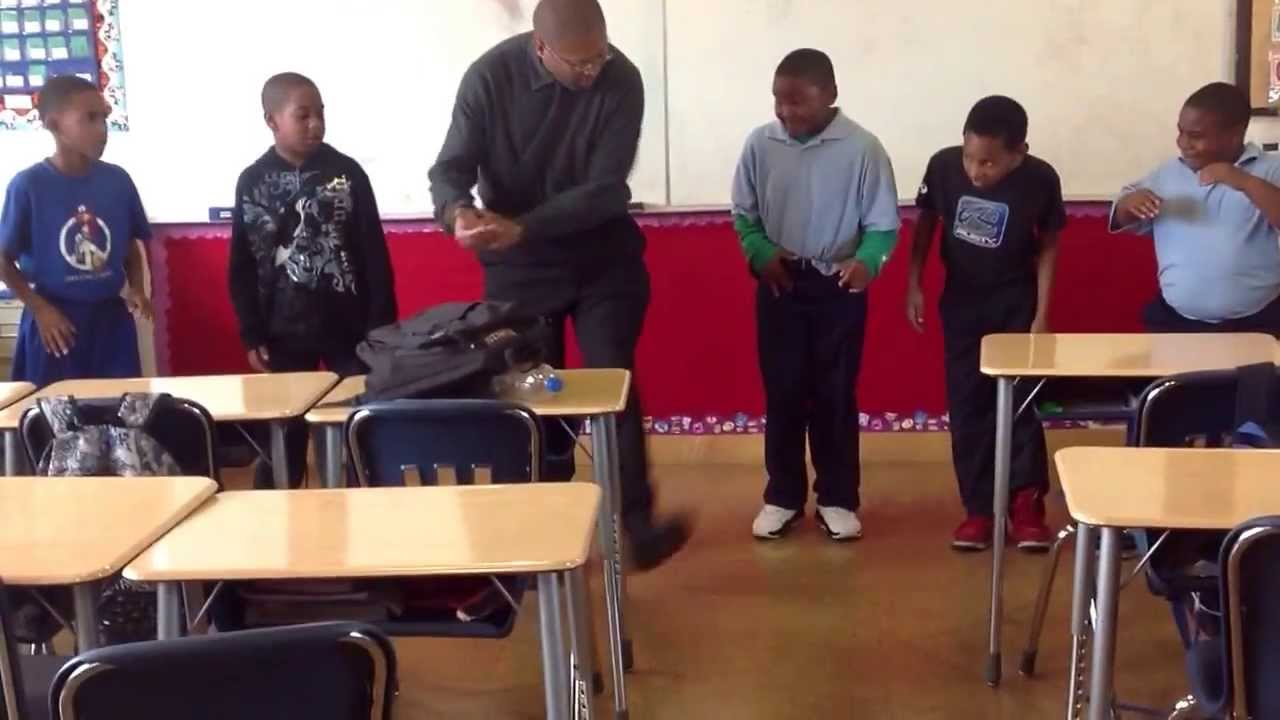Watts learning center boot dance with mr mabowe th grade also youtube rh