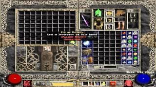 Diablo 2 LoD Median XL Ultimative Часть 16 [Кураст за 3000 лет до Акарата]