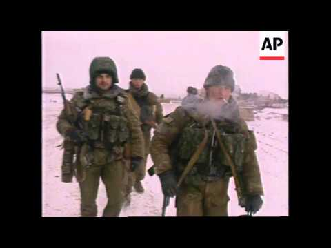 RUSSIA: DAGESTAN: HOSTAGE CRISIS: 41 HOSTAGES RELEASED