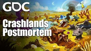 The Last Game I Make Before I Die: The Crashlands Postmortem