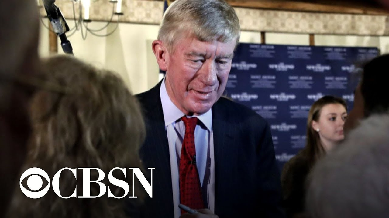 Bill Weld launches campaign against Trump for 2020 Republican nomination