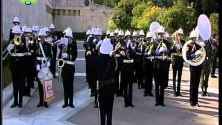 Παρελαση 25ης Μαρτιου 2012  ΕΥΖΩΝΕΣ  Evzones parade 25-3-12
