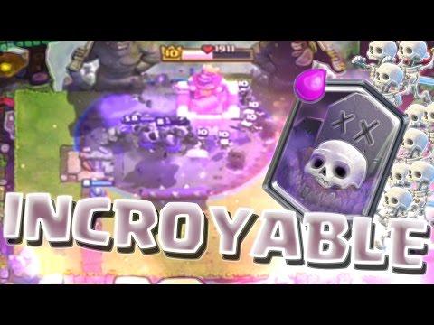 Clash royale deck ar na 5 6 7 8 sorcier de glace by for Deck clash royale sorcier de glace