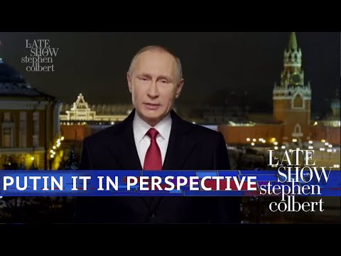 Vladimir Putin's State Of The Union Response
