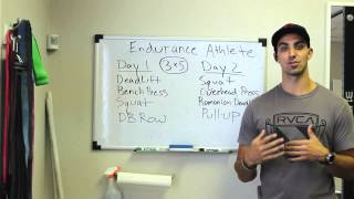 Endurance Athlete Strength Training Program