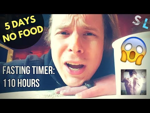 120 HOURS OF FASTING - My 5 Day Fast Guide Step By Step