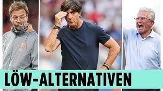 Jogis Ende: Das sind die Topkandidaten als Bundestrainer