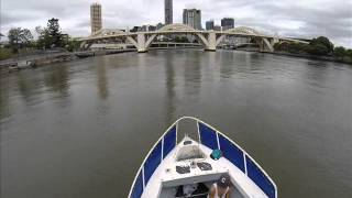 Brisbane River Cruising