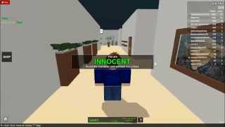 Roblox Who's the murderer? Part 1