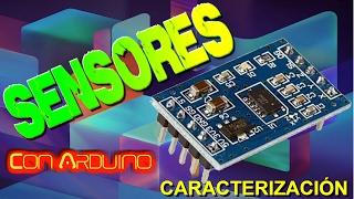 CARACTERIZAR SENSOR MMA7361 Arduino y Matlab (2a Parte)