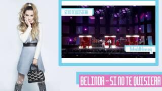Belinda ft Juan Magan y Lapiz Conciente - Si No Te Quisiera | Premios Billboard 2015