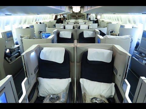 [Flight Report] BRITISH AIRWAYS | London ✈ New York | Boeing 777-200ER | Business