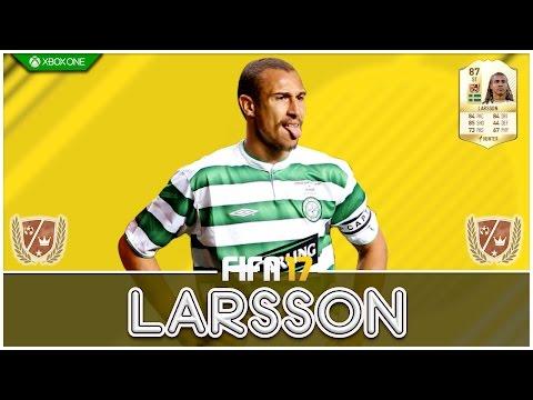 FIFA 17 | Legend Review | Henrik Larsson !