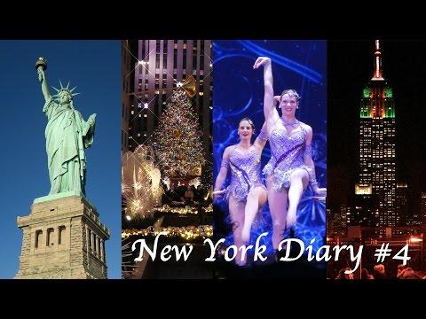 NEW YORK DIARY #4 -  Hoch über der Stadt