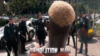 Demolition Man - Phoenix Vs Cops