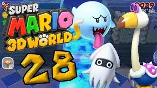 Super Mario 3D World Part 28: Ungeheurer Zeitmangel