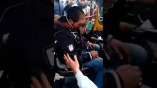 خاص لـ«البداية».. فيديو يكشف لحظة إصابة سائق المنوفية برصاص ضابط شرطة: حد ينقله المستشفى أو يلقنه الشهادة