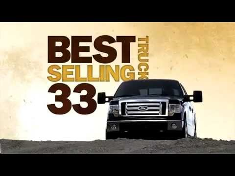 Ford FSeries Commercial Best Selling Truck for 33 Years  YouTube