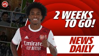2 Weeks to go!   AFTV News Daily