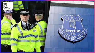 An Everton player has been arrested for alleged se❌ual 🅰buse of minors   Oh My G