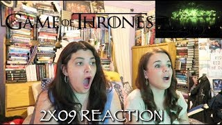 "GAME OF THRONES 2X09 ""BLACKWATER"" REACTION"