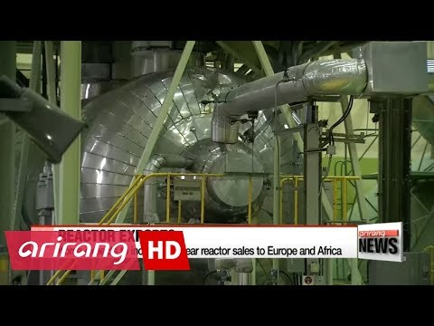 Korea's latest nuclear reactor model approved for European market