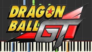 Dragon Ball GT - Dan Dan Kokoro Hikareteku (Piano)