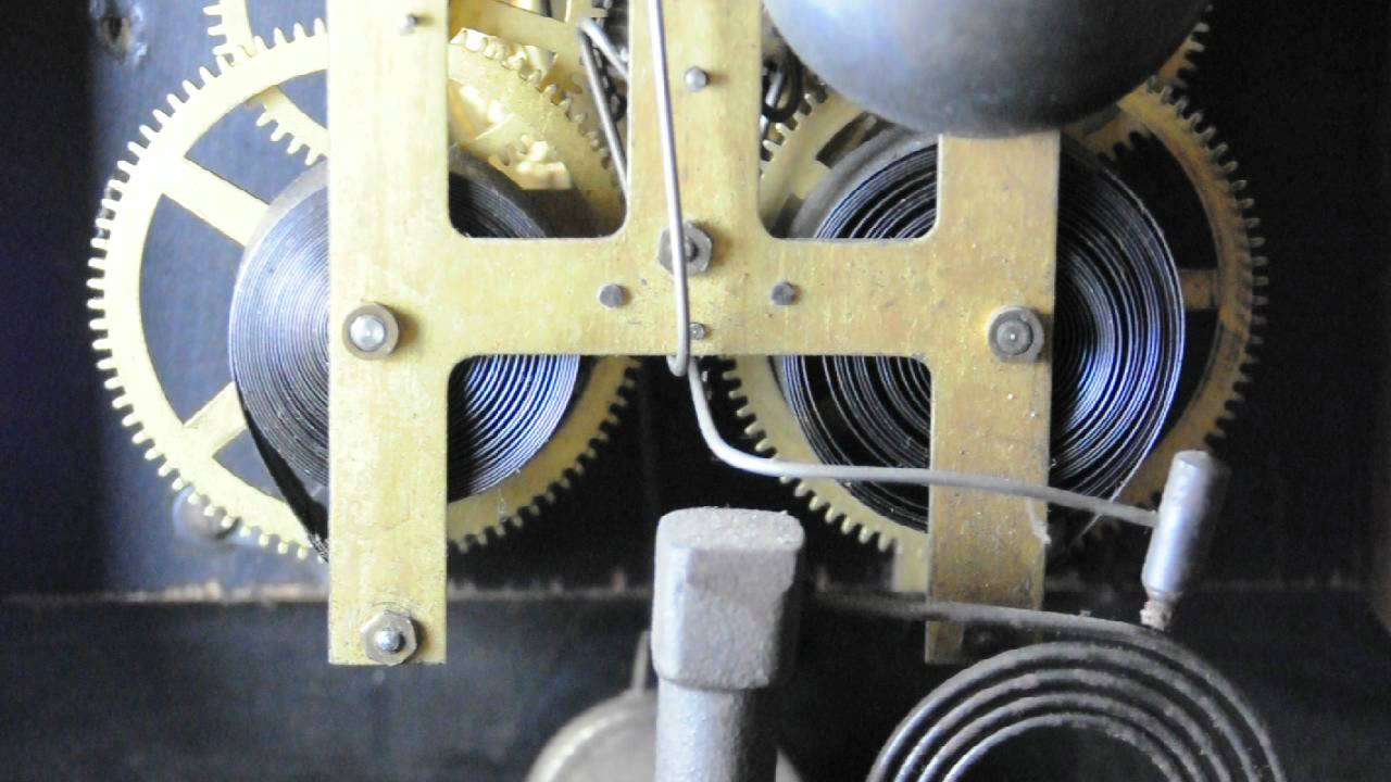 Ingraham clock repair manual
