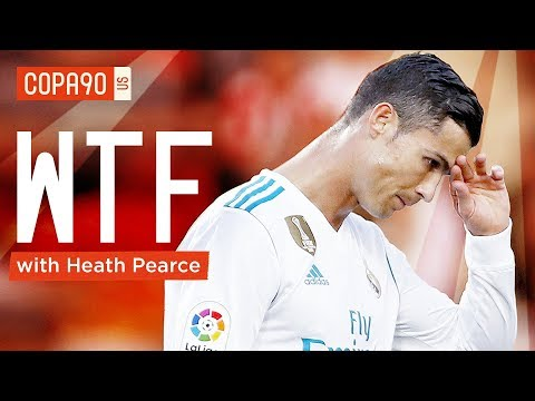 Ronaldo, Real Madrid Fall Out Of La Liga Title Race | Walk Talk Football