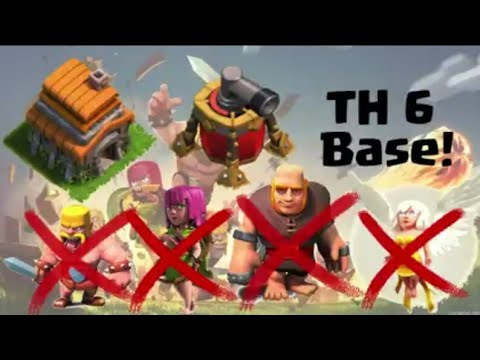 base anti giant wizard balon and healaer youtube