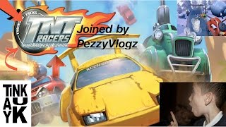 TNT Racers with PezzyVlogz (its a baby game)