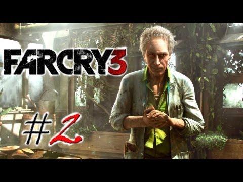 """Смотреть прохождение игры Far Cry 3. Серия 2: """"Доктор Эрнхардт."""""""
