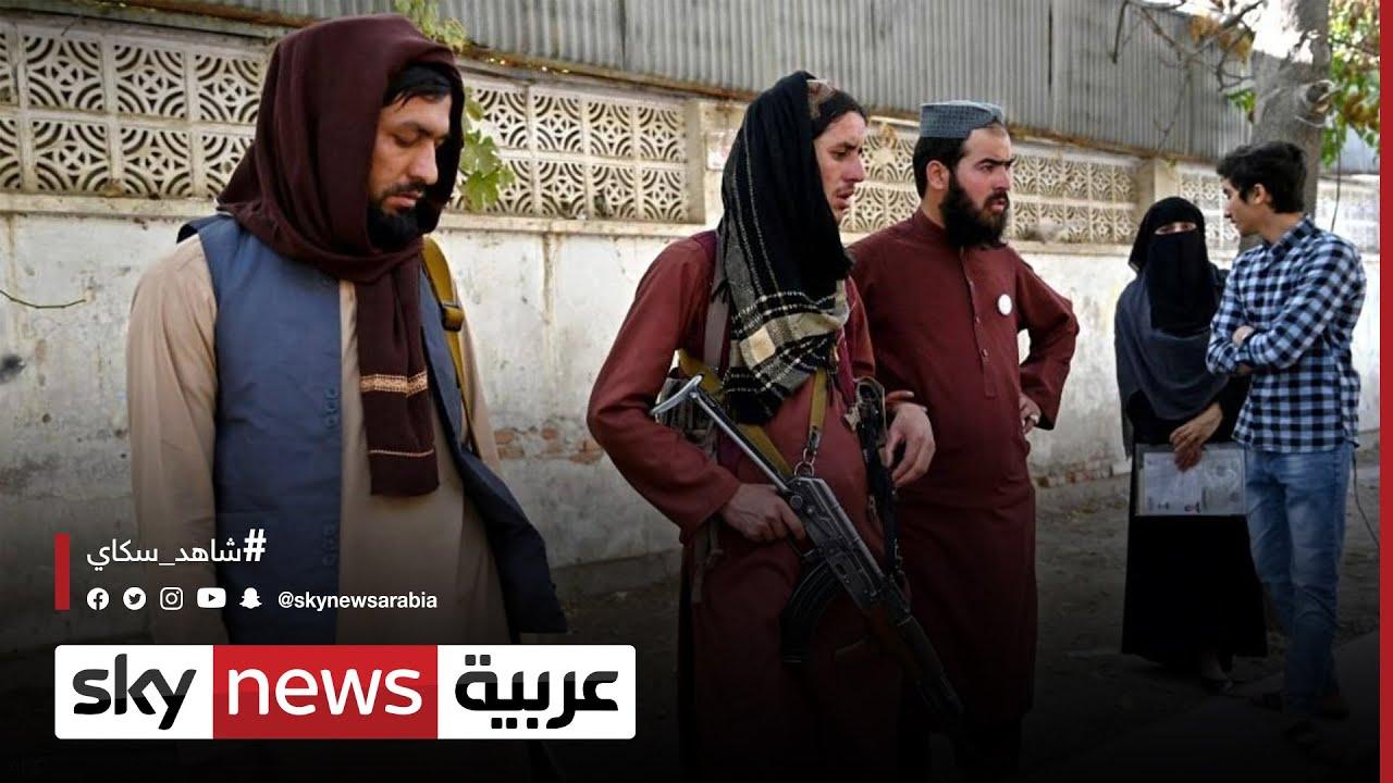 #طالبان: تفجير المسجد في قندوز فظيع