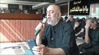 Akbar tumhe maalum hai - by syed Mohammad Naqvi - LIVE in Karbala