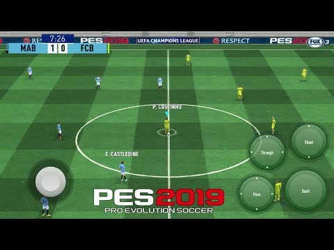 PES 2020 Mobile Patch V4.0.2 Android [ All Original Logos And Kits 19-20] Best Graphics
