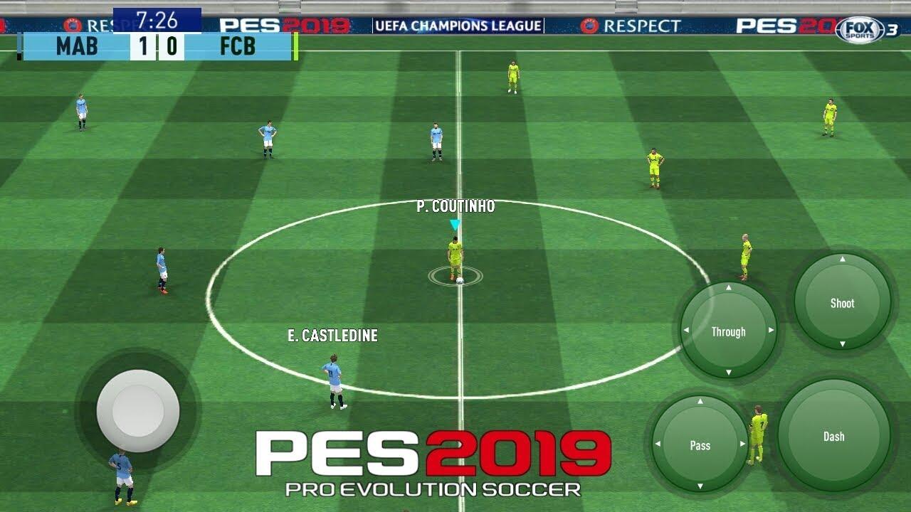 Pro Evolution Soccer 2019 (PES 2019)gratis kostenlos edelsteine, gems und juwelen