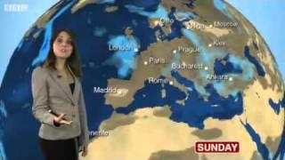 BBC Weather: Europe video forecast - Sunday 12 June 03:44 - bbc.co.uk/weather