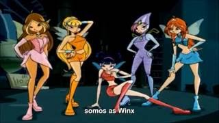 Winx Club - Brazilian Portuguese