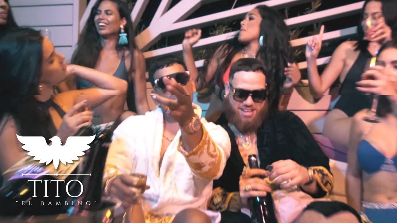 Tito El Bambino & Miky Woodz - Tu No Vives Igual (Video Oficial)