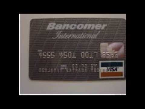 Mexico Credit Cards