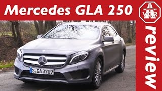 2015 Mercedes-Benz GLA 250 4MATIC - In Depth Review, Full Test, Test Drive Video