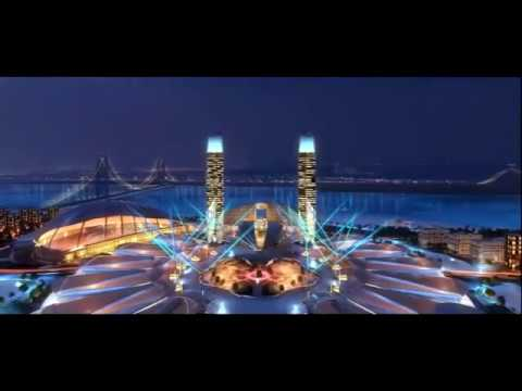 Wuhan Central International Center Video