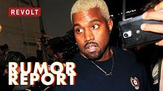 Kanye West freestyles for TMZ | Rumor Report